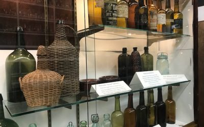 Ellenville Glass Works 1836-1866 Exhibit